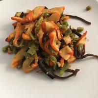 81. Oktopus Salat