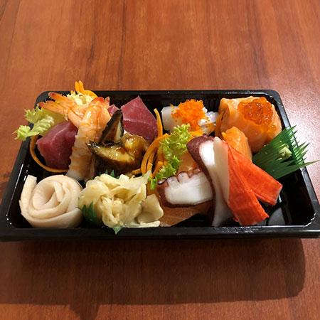 Mori Wase Sashimi