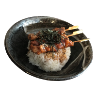 63.Yakitori-Chirashi