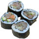 42. Spicy Tuna Futo Maki